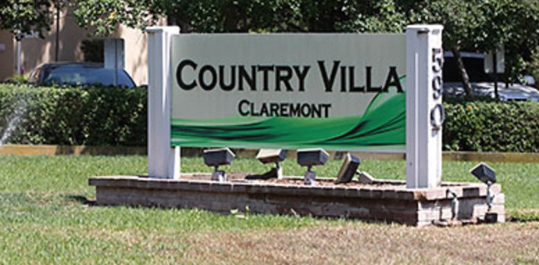 Country Villa Claremont Healthcare Center